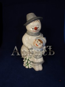 Снеговик (9)