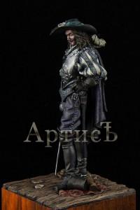 Дуэлянт - испанский дворянин 17-й век (9)