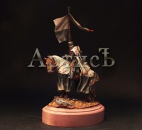 Templar Knight with Baucant (5)