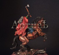 Viking on Horseback (10)