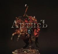 Viking on Horseback (3)