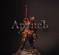 Viking on Horseback (4)