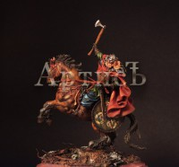Viking on Horseback (6)