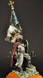 Знаменосец Карла I Анжуйского (1)