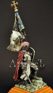 Знаменосец Карла I Анжуйского (3)