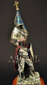 Знаменосец Карла I Анжуйского (4)