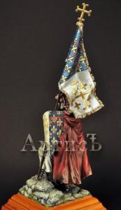 Знаменосец Карла I Анжуйского (5)