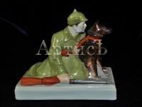 Пограничник с собакой (1)