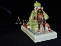 Пограничник с собакой (3)