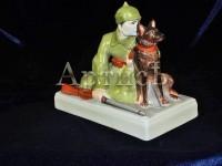 Пограничник с собакой (9)